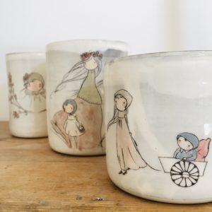 Les vases et pots